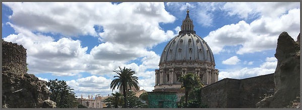 A view from the Vatican Gardens, Copyright Igor Babailov