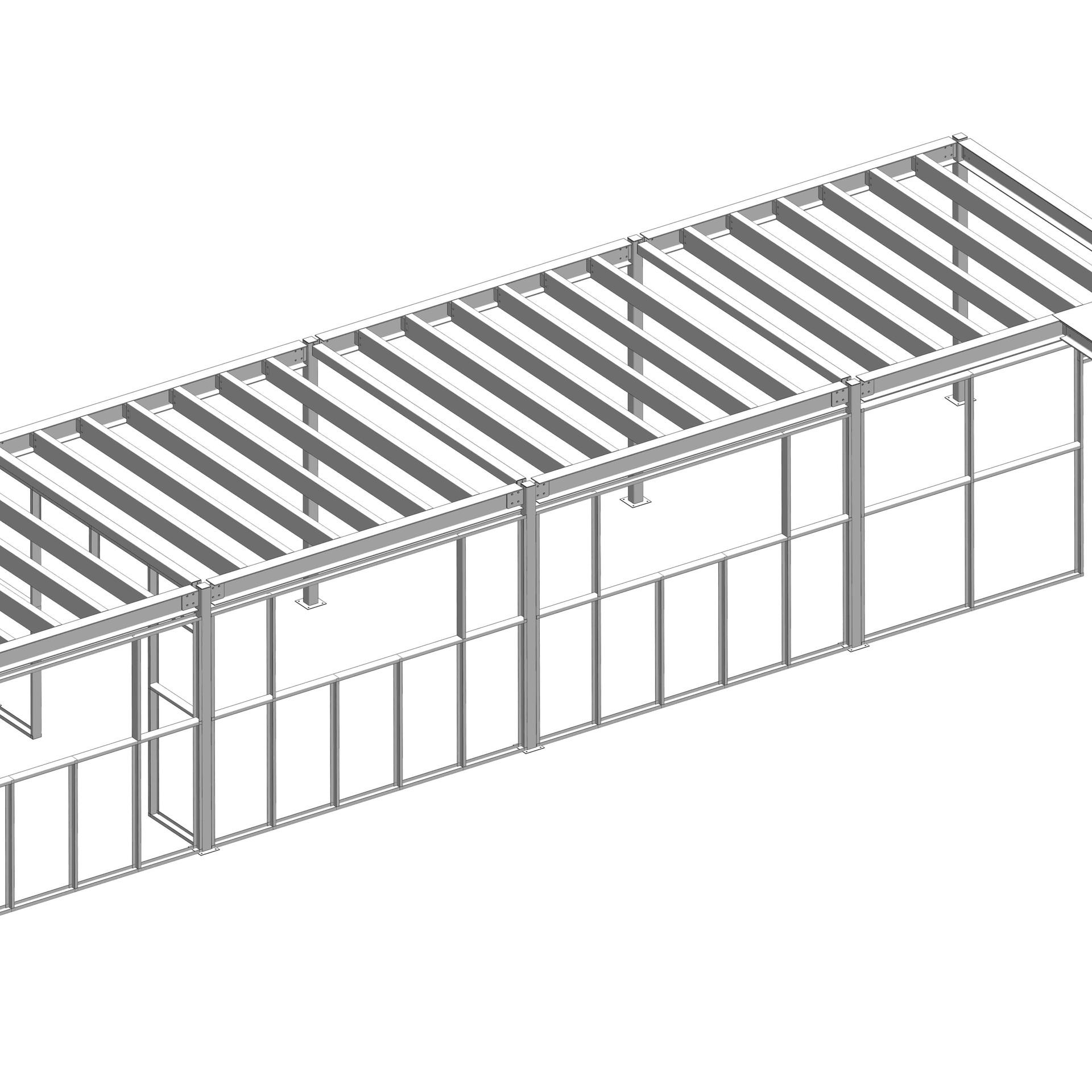 Workshop Mezzanine Floor