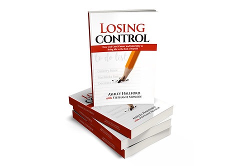 Losing Control: How God Used Cancer and Infertility to Bring Me to the End of...