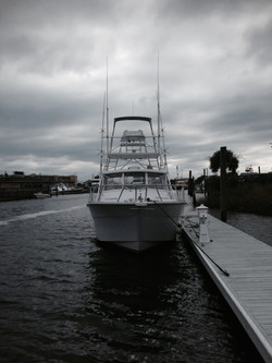 second sport charters boat