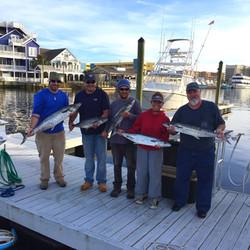 Carolina Beach charter fishing