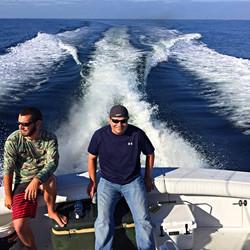 Charter boat Carolina Beach