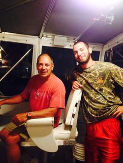 Charter Boat at Carolina Beach, NC