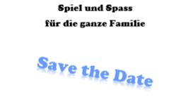 Kinderfest am 29. August 2021