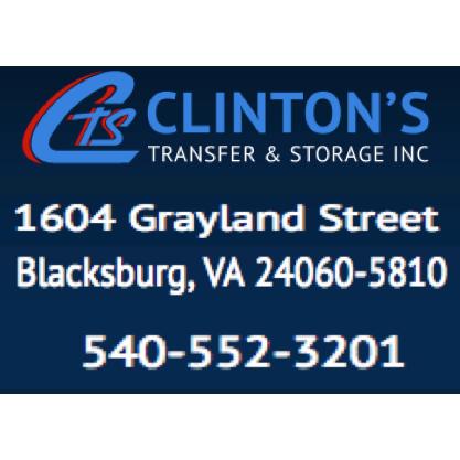 Clintons Transfer & Storage