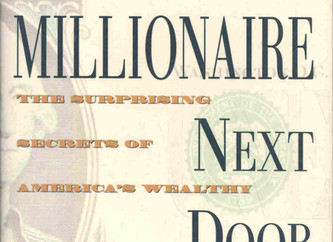 The Millionaire Next Door...or in My House? Frugal Habits of Millionaires