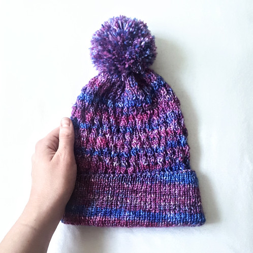Killer Queen Beanie Knitting Pattern