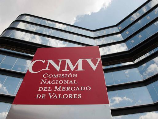 CNMV - Plataformas financiación participativa en España