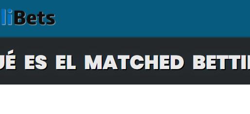 Vilibets - Match betting. Opinión, review, como funciona