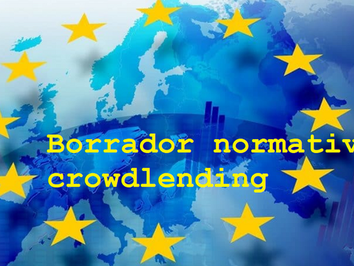 Análisis normativa crowdlending de la Unión Europea. (borrador)
