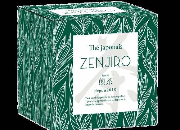 ZENJIRO Green Tea - Mino Shirakawa 1/100