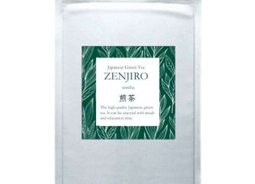 ZENJIRO Green Tea - Sencha Mino Shirakawa