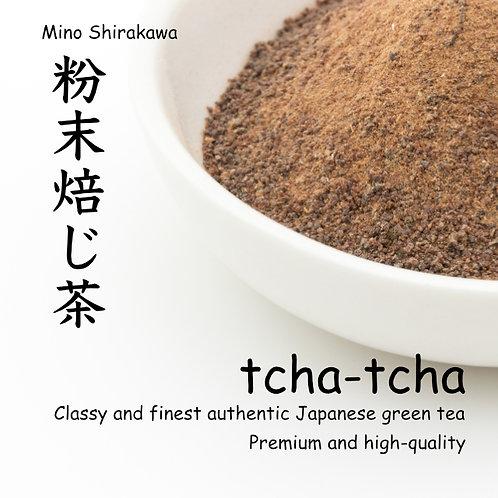 tcha-tcha - Hojicha Powder 100g