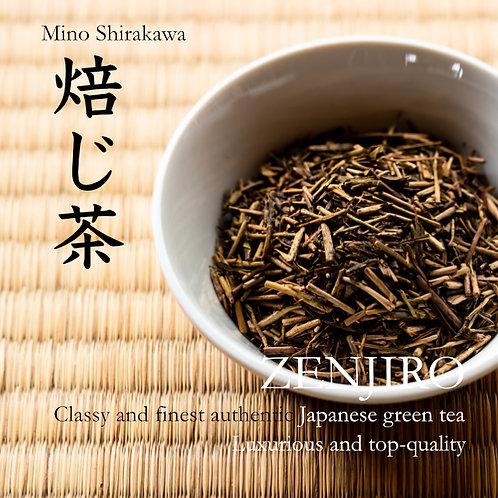 ZENJIRO - Hojicha Mino Shirakawa 40g x2bags