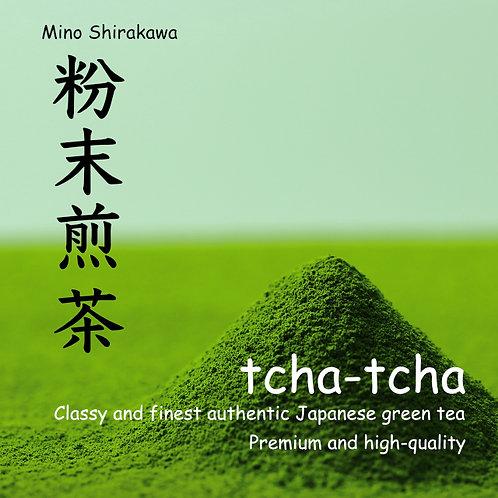 tcha-tcha - Sencha Powder 100g x 2 bags
