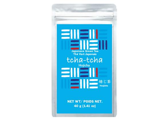 tcha-tcha - Hojicha - Leaf 80g (2sku)
