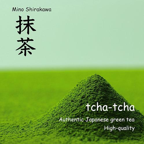 tcha-tcha - Matcha- Mino Shirakawa 100g