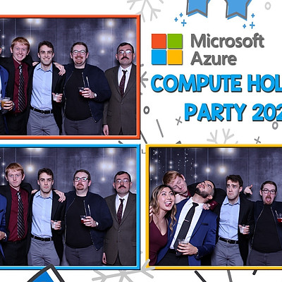Microsoft Azure Holiday Party