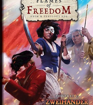 Flames of Freedom Publication Date