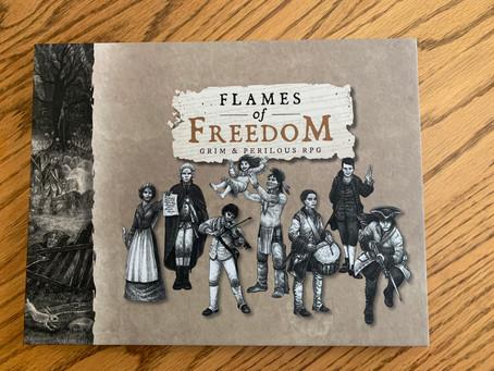 Flames of Freedom GM Screen