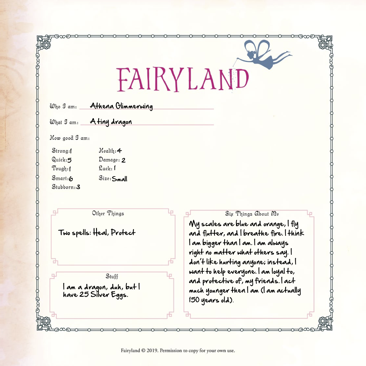 Fairyland Preview 4