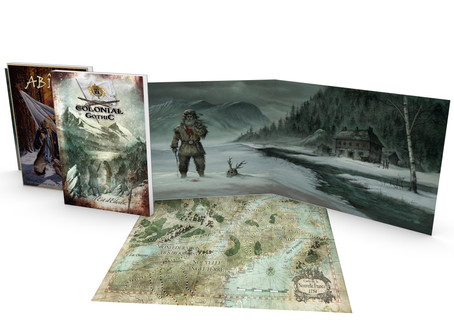 (March 14, 2018) | Batro'Games and Rogue Games, Inc partner to release a French Translation of Colon