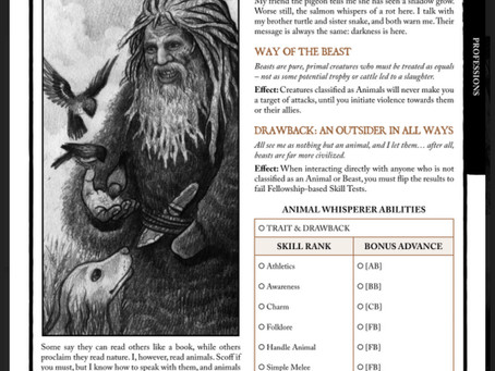 Flames of Freedom Grim & Perilous: Preview