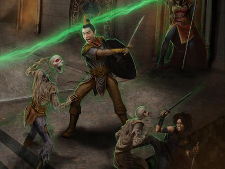 Announcing Shadow, Sword & Spell 2E