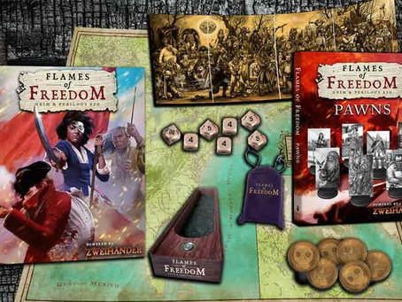 Flames of Freedom Stretch Goals
