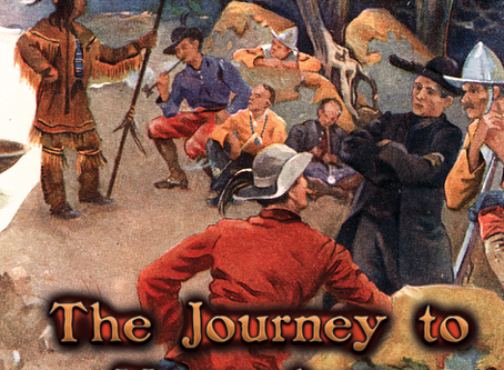 Now available for sale: The Journey to Norumbega