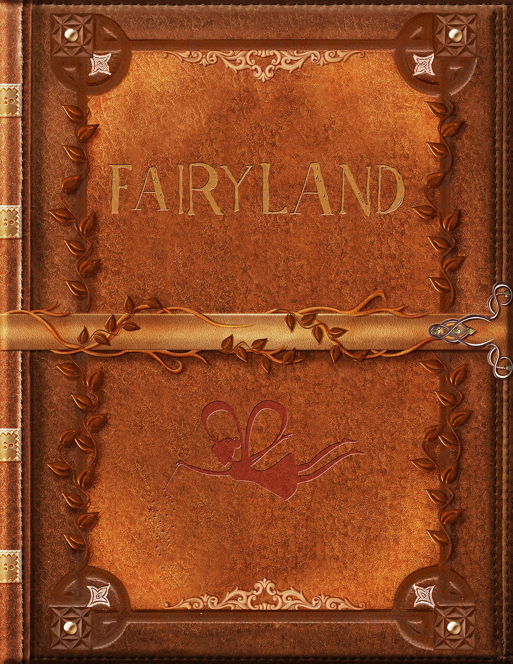 Cover of Fairyland due August 2019