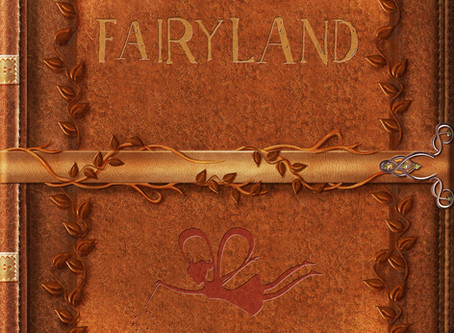 Coming August 2019: Fairyland