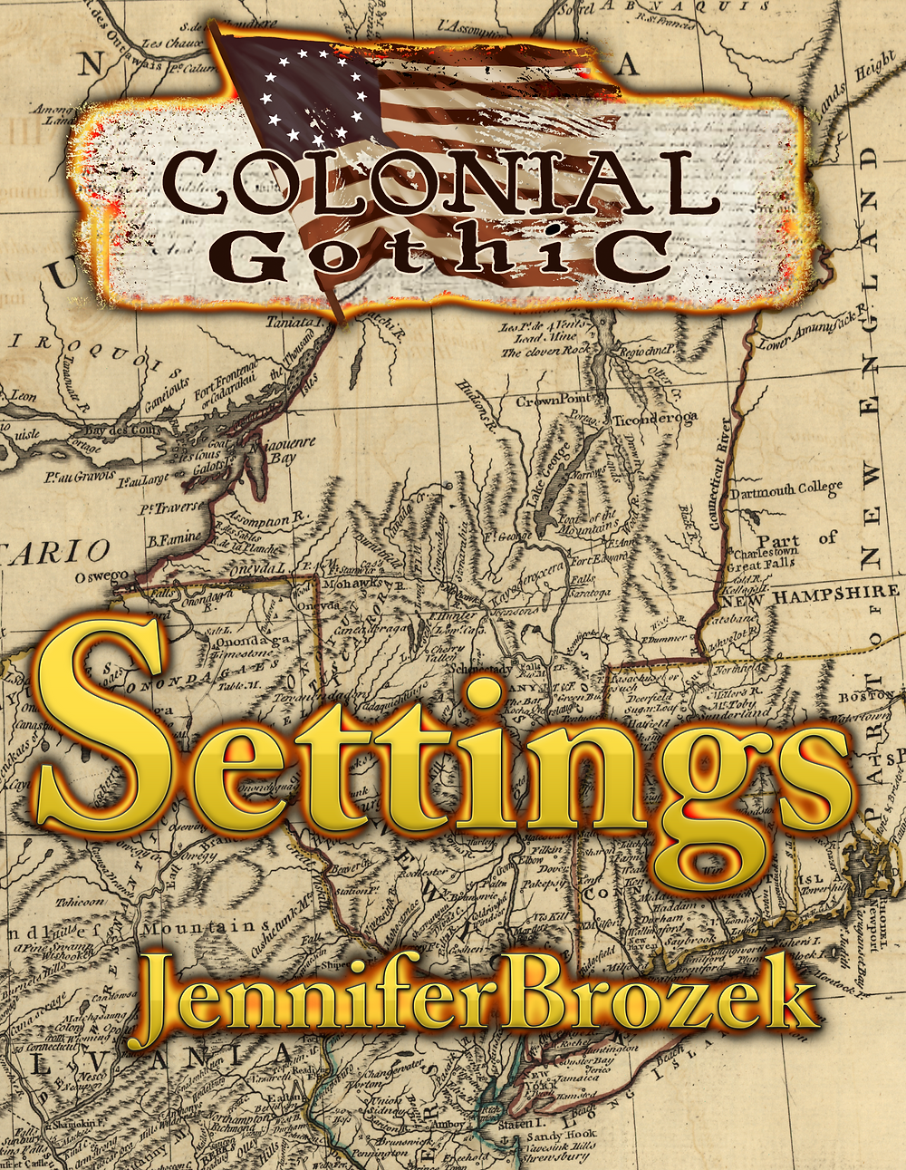 Colonial Gothic Settings Cover