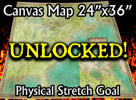 Surprise! The canvas map is now unlocked