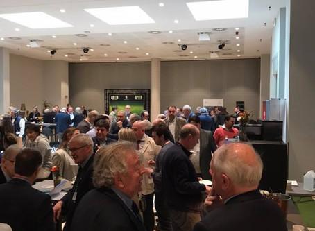 Golf Vlaanderen Inspiratiedag in Antwerpen