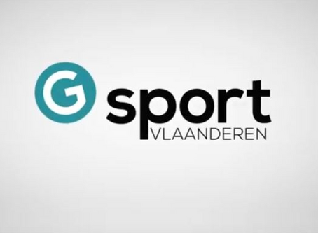 Many thanks to G-sport Vlaanderen!    20.000€
