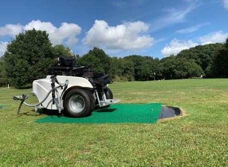 G-golf initiatie voor de leden van To Walk Again