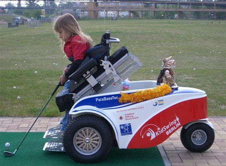 G-Golf for kids? - Yes, they can!