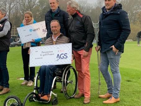 Hartelijk dank aan Antwerp Golf School!