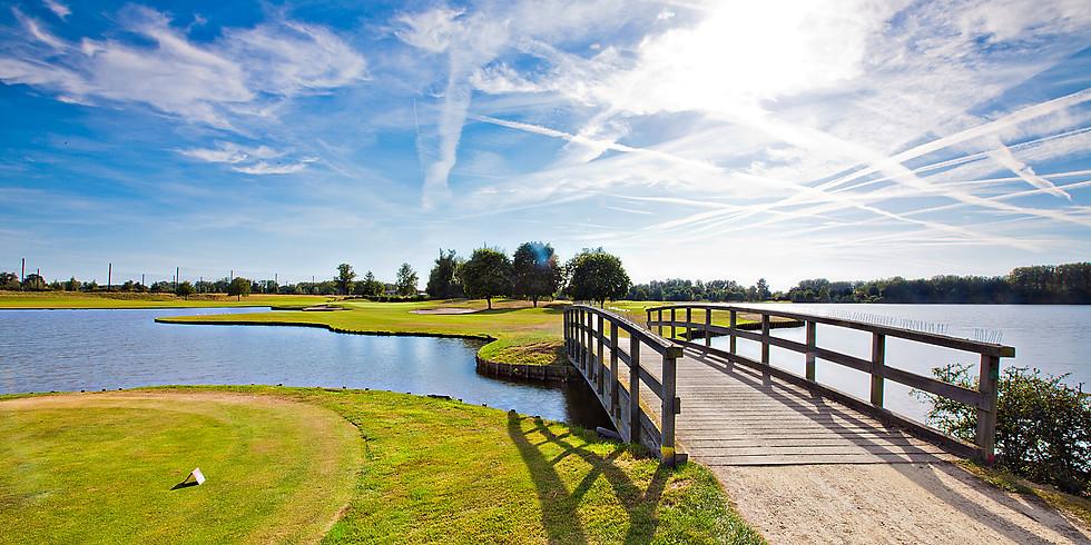Opendeurdag Mobicart en Eerste Vlaamse Kampioenschap G-Golf in Mellenium Golf Club