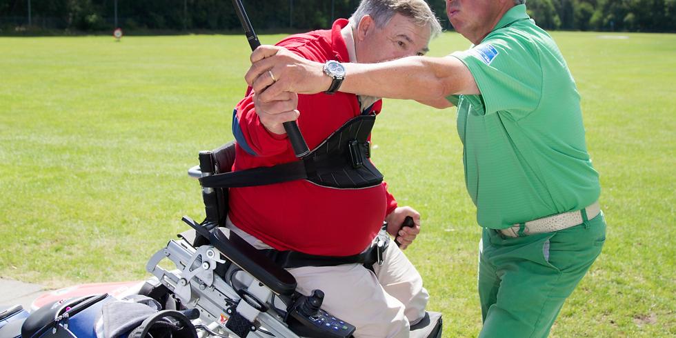 G-golf opleiding voor golf pro's