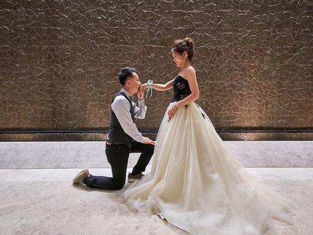 婚禮紀錄 - 台南|香格里拉遠東國際大飯店