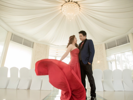 婚禮紀錄 - 高雄|漢王洲際飯店