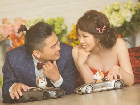 婚禮紀錄 - 高雄|漢來巨蛋飯店