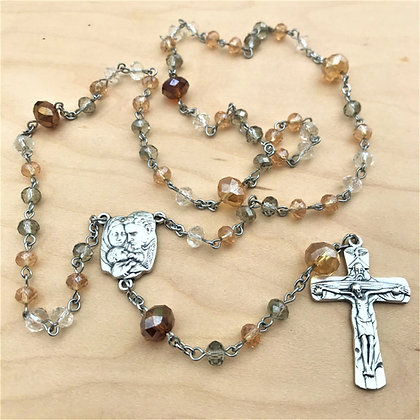 Faceted Again Rosary 1