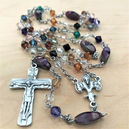 Crystal Again Rosary