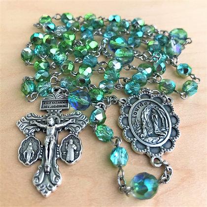Czech Devotions Lourdes Rosary