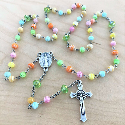 Swirl Again Rosary