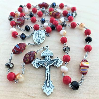 Rondelle Again Rosary