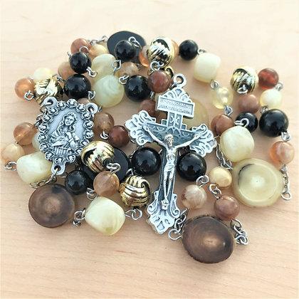 Wood Again Rosary